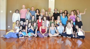 Soul Motion®: The Practice w. Arjuna Martí, February 2016 ~ Australia