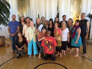 Soul Motion® Foundations – Madrona: Michael & Aletia ~July 2016