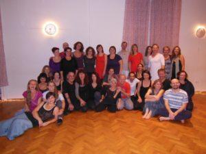 Soul Motion®: Sweat Ecstasy w. Vinn Arjuna Martí, October 2016 – Budapest
